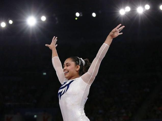 Tripura's Dipa Karmakar makes history, qualifies for Olympic vault finals