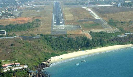 GMR Infrastructure Wins Bid To Build Second Airport in Goa