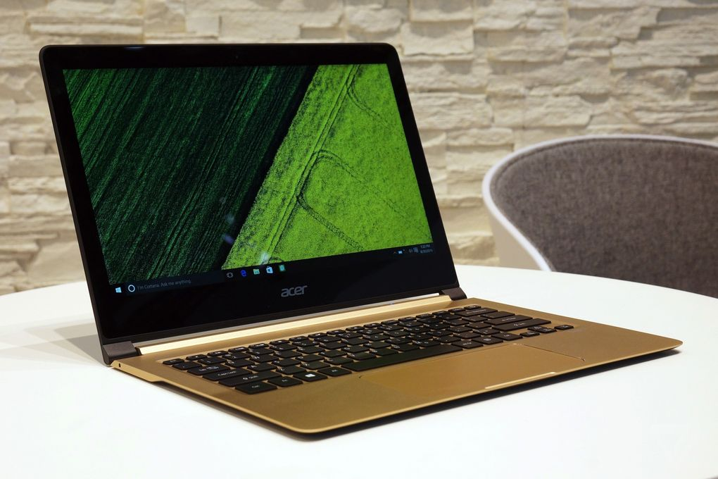 Curved screen Predator laptop unveiled by Acer at Ifa