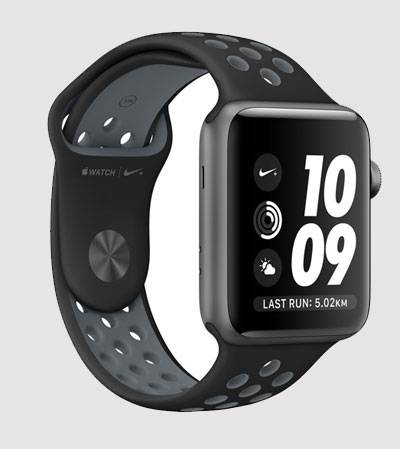 Apple Doubles Down on Running with Nike-Edition Smartwatch
