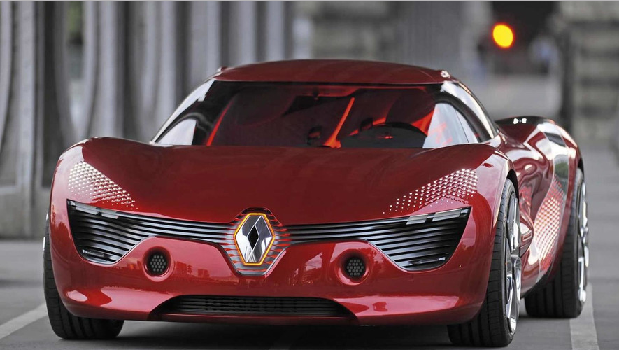 Renault's Concept Car Trezor To Showcase At 2016 Paris