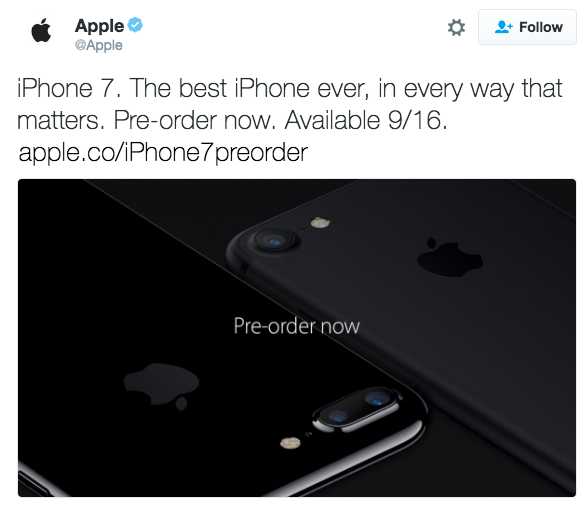 How Much Will the New iPhone 7 and 7 Plus Cost?