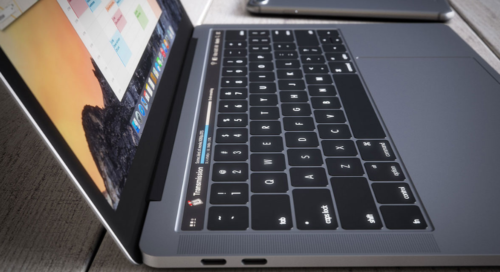 Instant Emoji Touch Bar: A Look Inside Apple's New MacBook Pro