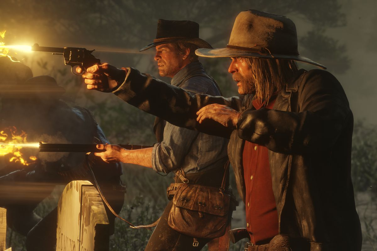 Take-Two Reveals Exciting New Details About RDR 2