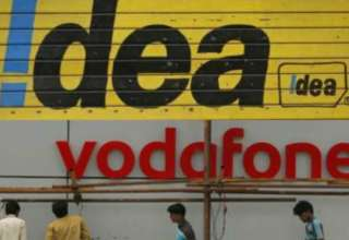 vodafone and idea