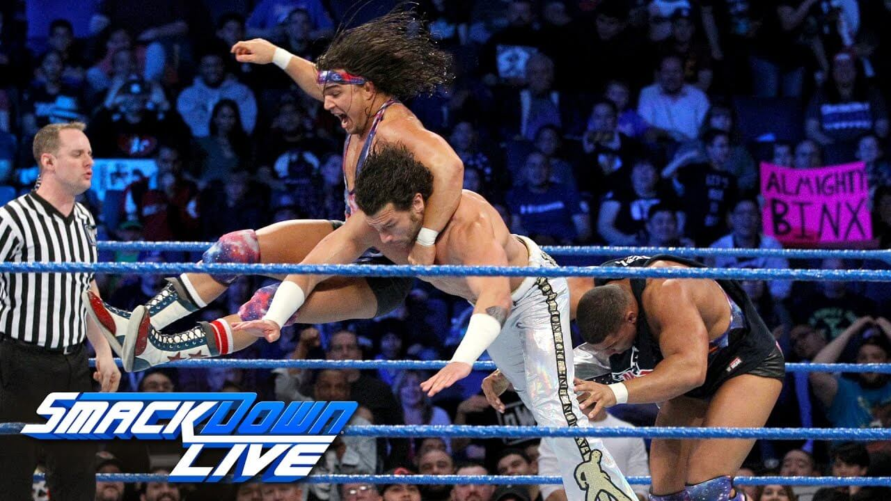 The American Alpha WWE Smackdown