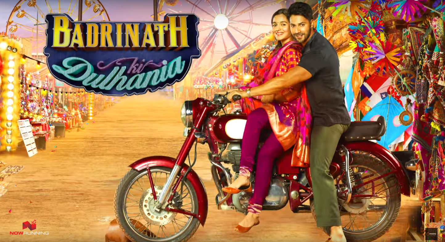 Celebrities gives thumps up to Badrinath ki Dulhaniya