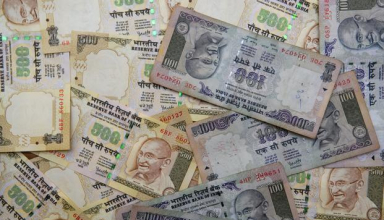 Indian Currency 19 paise Up Against US Dollar Closing At 66.33