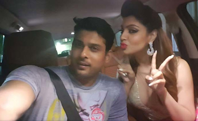 Is Sidharth Shukla Dating Akanksha Puri