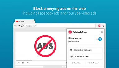 AdBlock and Adblock Plus Extensions