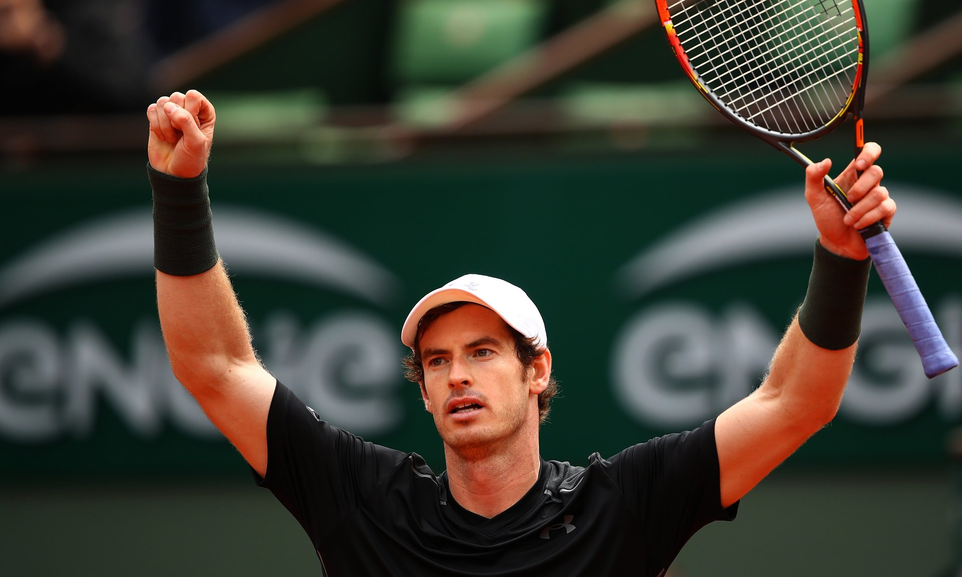 Andy Murray advances to 2nd round of French Open 2016