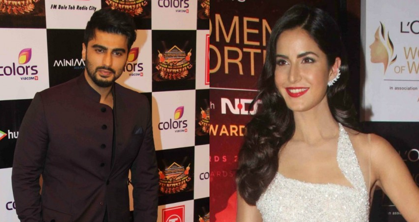 Katrina Kaif and Arjun Kapoor To Star in Anurag Kashyap's Next