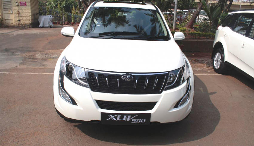 Mahindra's Latest XUV 500