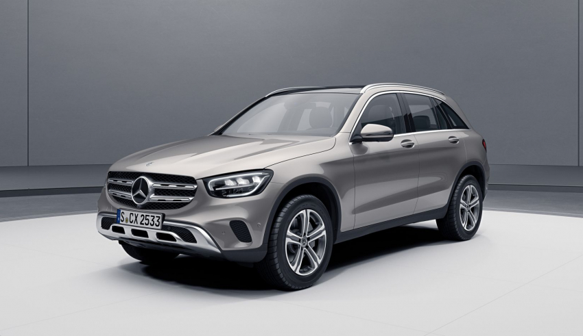 Mercedes-Benz GLC SUV