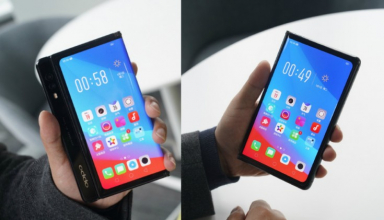 Oppo Working On Foldable Smartphone Technology