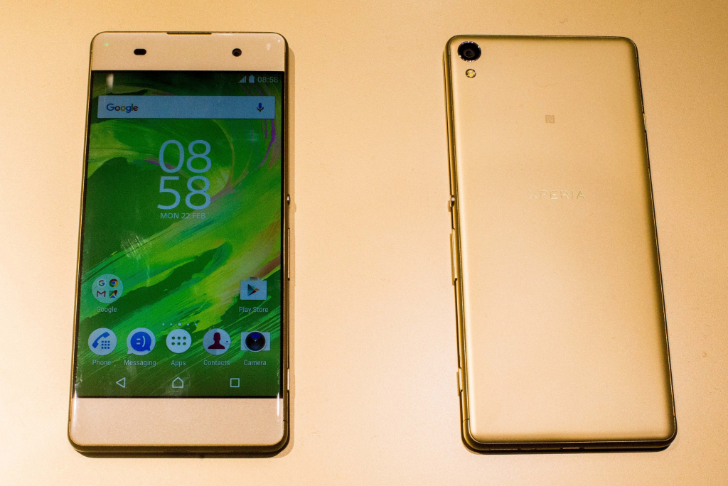 Sony Launches Xperia X And XA In India