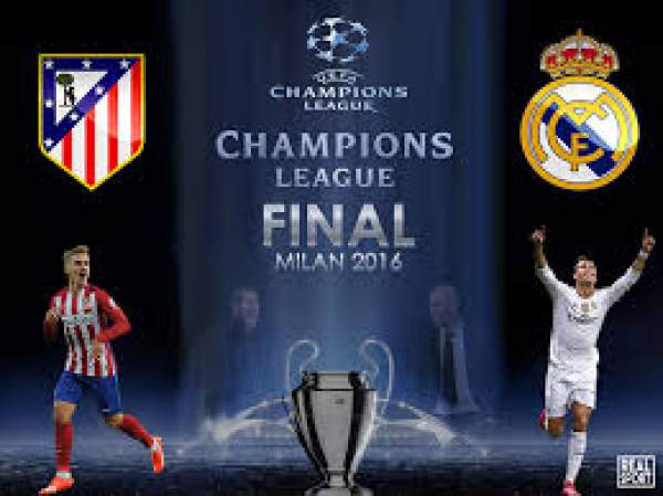 UCL 2016 Final Live Streaming