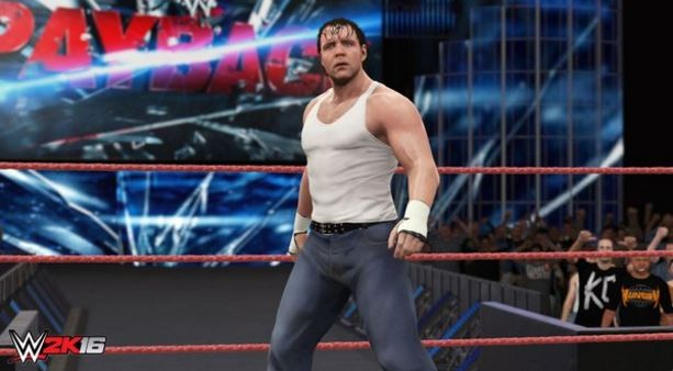 """WWE Superstars to be Rescanned for """"WWE 2K17"""""""