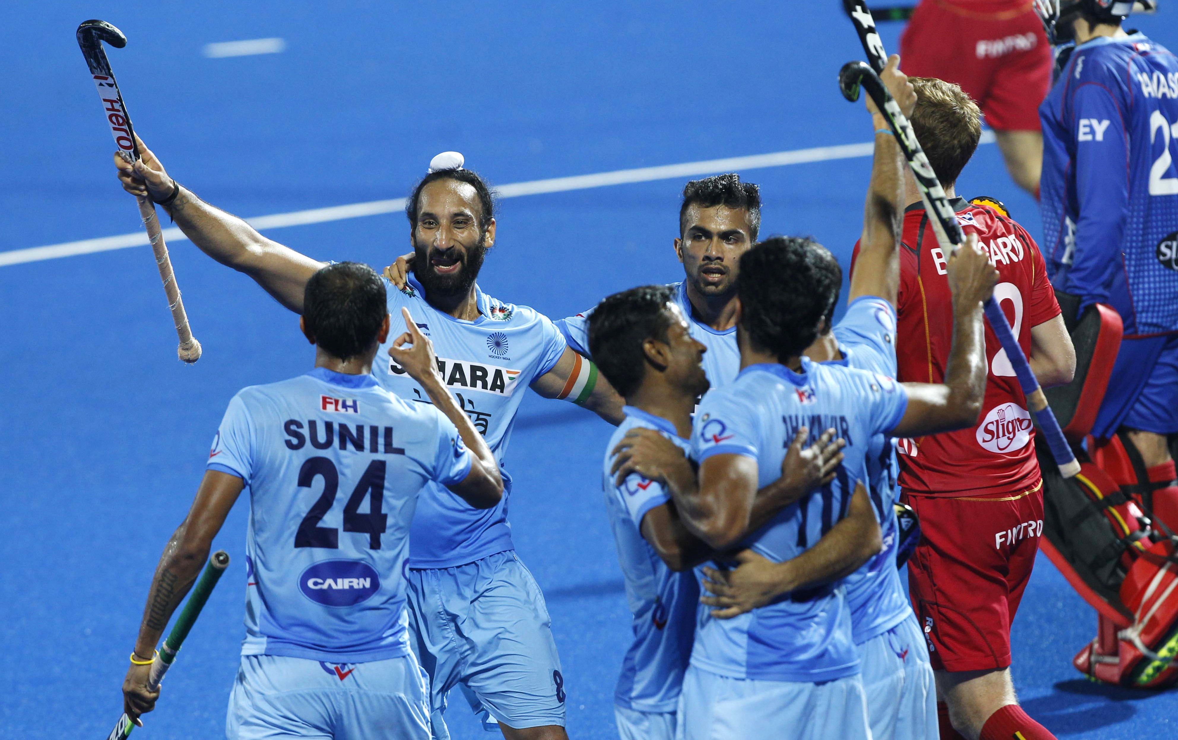 Indian Hockey Team for Rio Olympics will be announced on 5th July