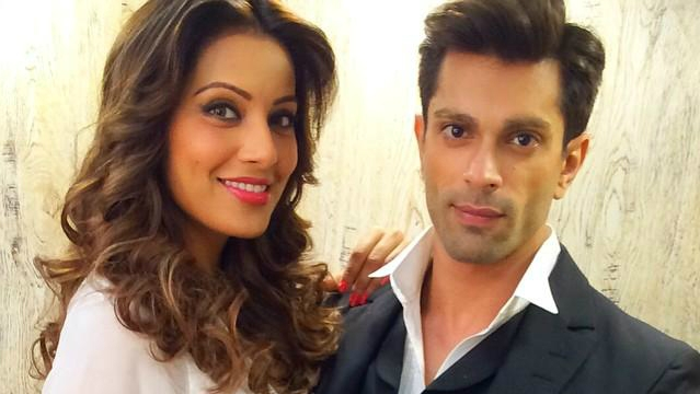 Bipasha-Basu-and-Karan-Singh-Grover-launched-new-9Apps