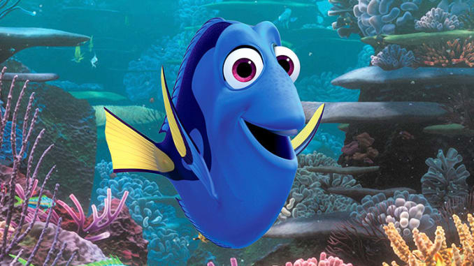 Finding Dory Opening Weekend
