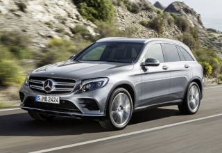 Mercedes-Benz 2016 GLC