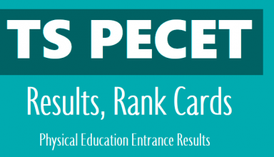 Telangana State Physical Education Common Entrance Test