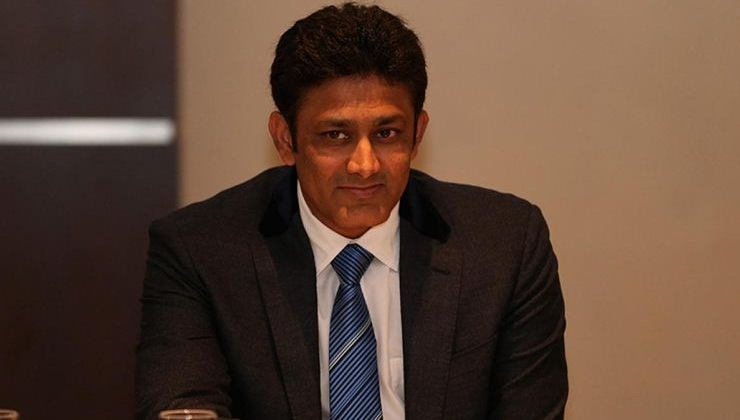 Anil Kumble appointed new coach of Indian team