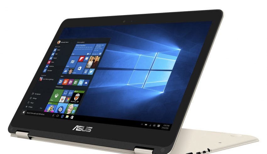 Asus Launched the ZenBook Flip UX360