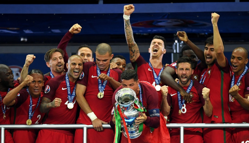 Euro Cup 2016 Final