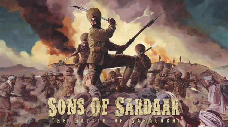 Sons of Sardaar Poster Unveiled