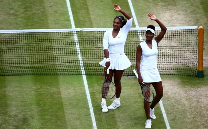 Wimbledon 2016 Ladies Doubles Final