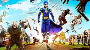 'A Flying Jatt' (2016)