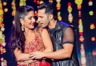Katrina Kaif and Varun Dhawan