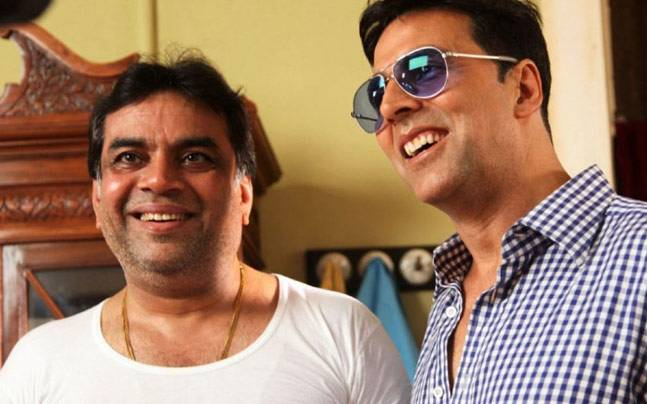 Akshay Kumar and Paresh Rawal