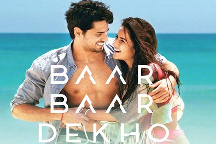 Baar Baar Dekho 7 days collection
