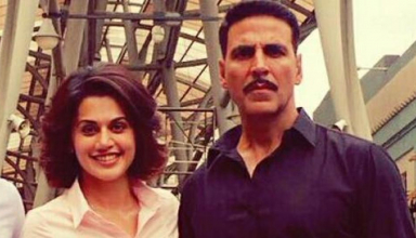 Is Akshay Kumar starring in Five and Naam Shabana