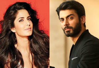 Katrina Kaif and Fawad Khan