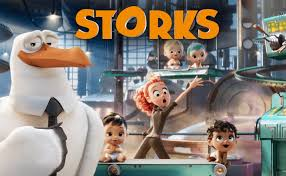 Storks Box Office Collection