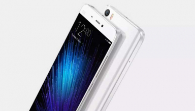 Xioami Launches their Mi 5