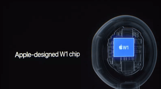 apple wireless chip