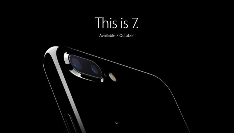 iPhone 7 India launch date