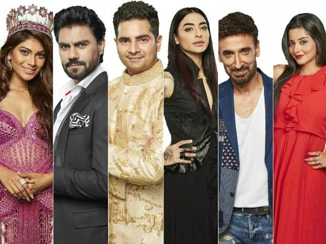 Bigg Boss 10 contestants