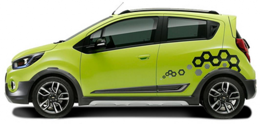 Chevrolet Beat Activ Specifications