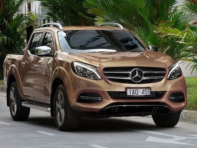 Mercedes-Benz GLT