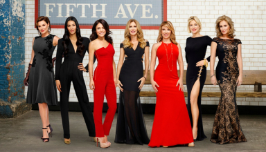 The Real Housewives of New York City Season 9