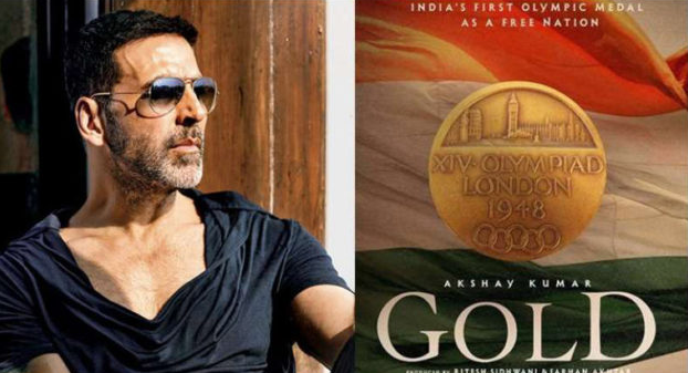 Akshay Kumar Plays Balbir Singh in Upcoming Movie Gold