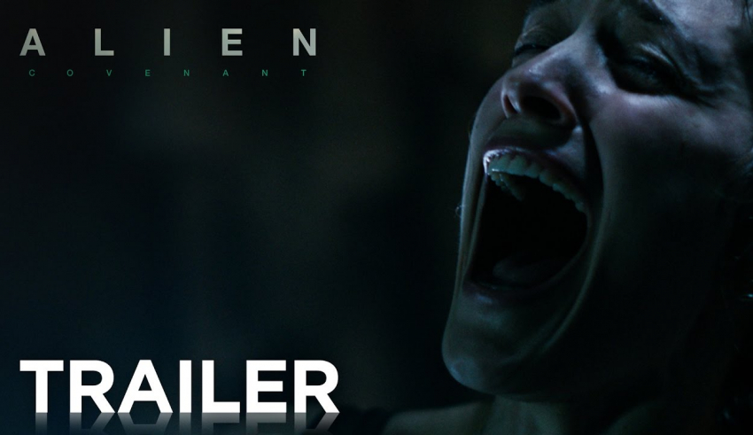 Alien Covenant To Release in May 2017