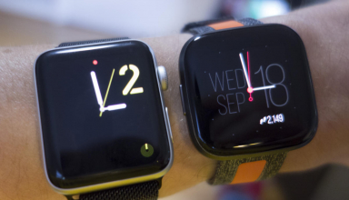 Apple Watch 2 vs Sony Smartwatch 3 vs Huawei Smartwatch