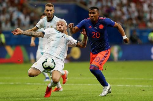 Argentina vs Colombia Match Preview